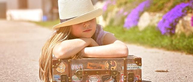Kinder auf Reisen - Das müssen Sie beachten