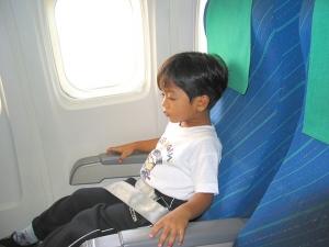 Kinder auf reisen