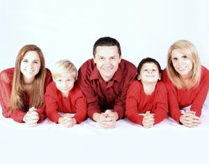 Au-Pair als Teil der Familie. Wichtige Voraussetzung ist eine gute Au-pair-Agentur