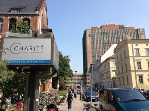 Hat eine internationale Abteilung: Die Charité Berlin