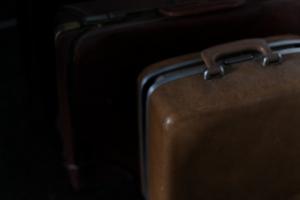 Koffer nicht unbeaufsichtigt lassen