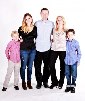 Fünfköpfige Familie = hohes Rücktrittsrisiko