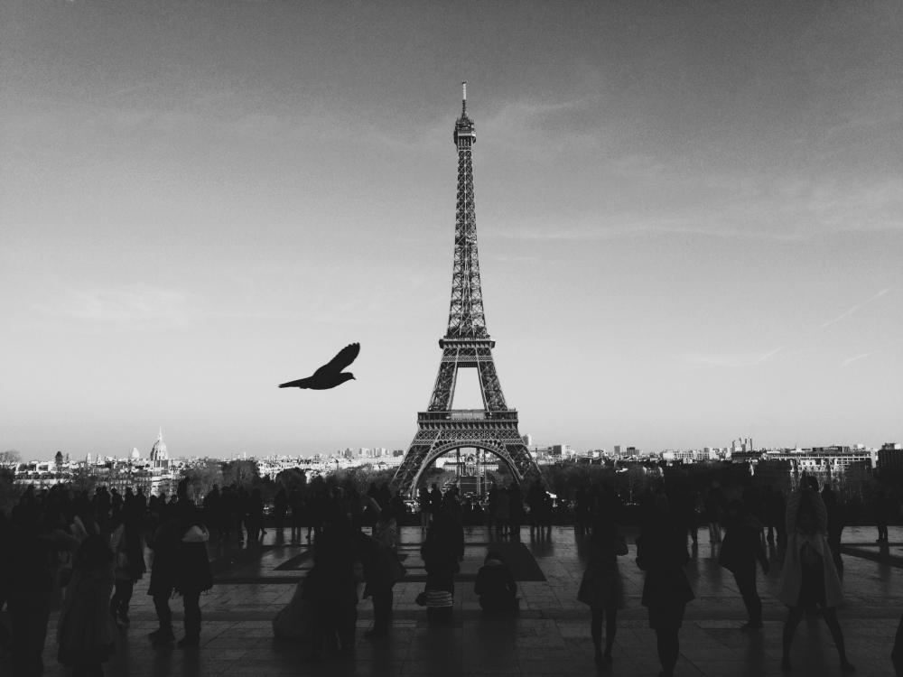 Terrorwarnung in Paris