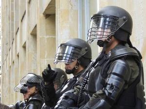 Terrorwarnung Polizeieinsatz