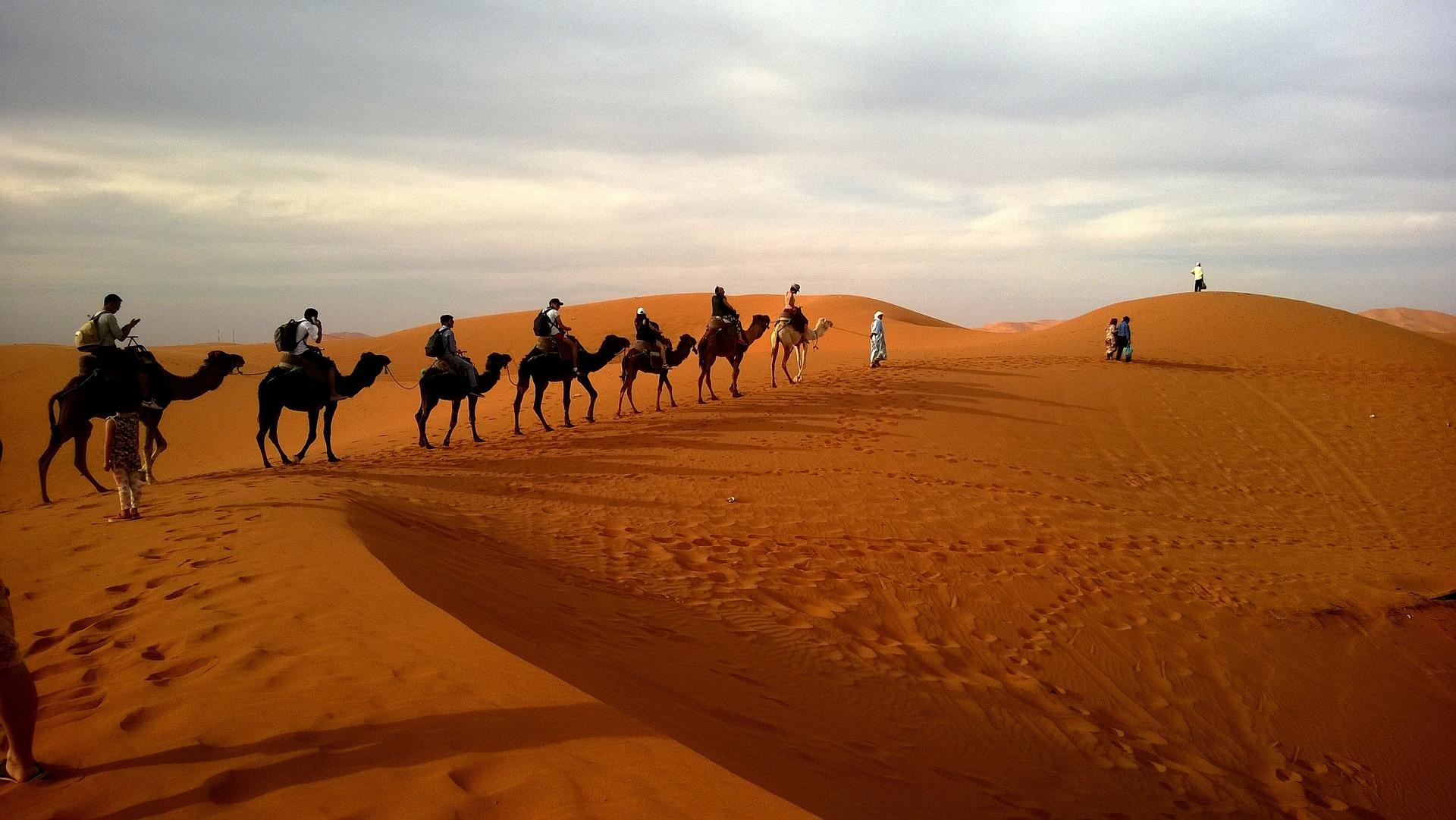 Reiseapotheke Ägypten Sahara