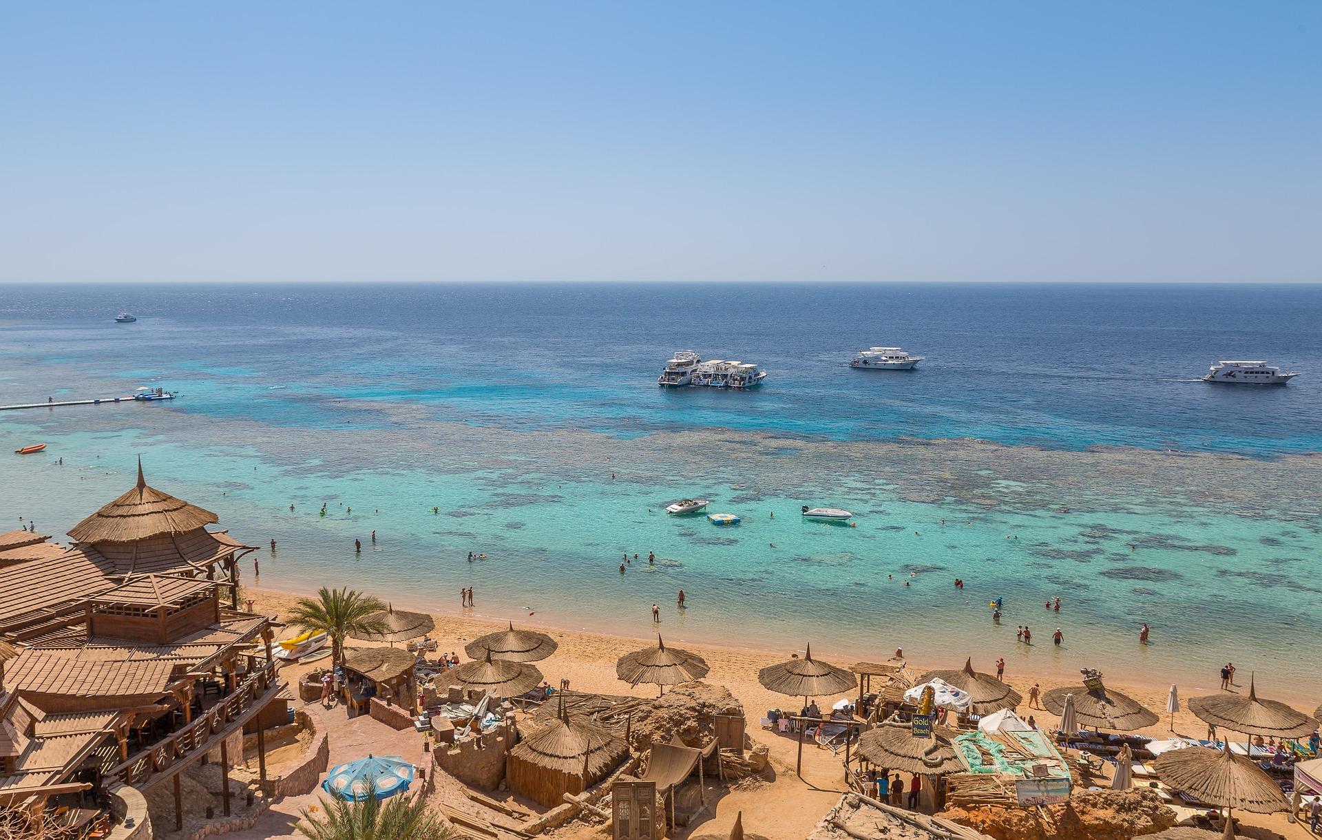 Reiseapotheke Ägypten Strand