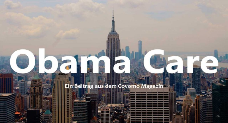 New York mit dem Titel Obama Care